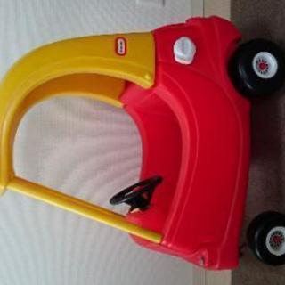 リトルタイクス 子供 乗用車 おもちゃ