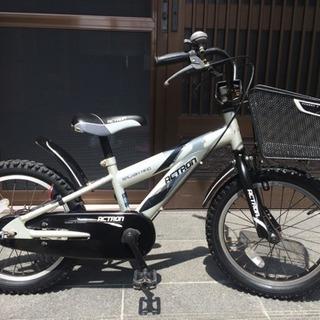 子供自転車(16インチ、男の子用)