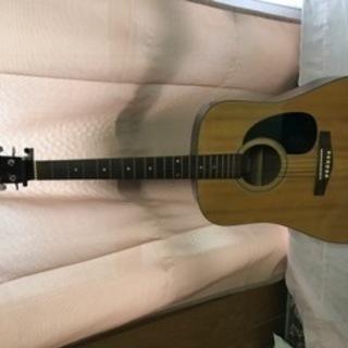 アコースティックギター (取引の早い方は多少値引きします)