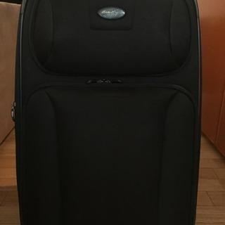 エディバウアー スーツケース 鍵付き黒 ビジネス用