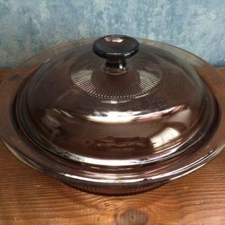 耐熱ガラス鍋