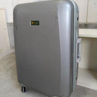 スーツケース シルバー