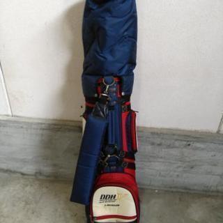 ゴルフクラブセット バッグ付