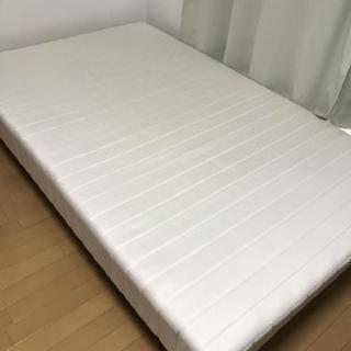 あげます セミダブル コイルベッド