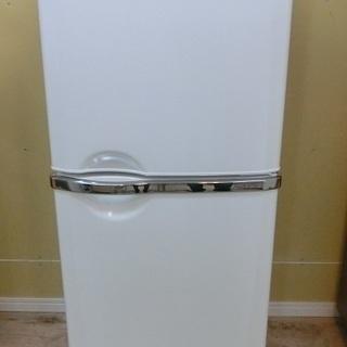 【交渉中】MITSUBISHI 2ドア 冷凍冷蔵庫 MR-14J ...
