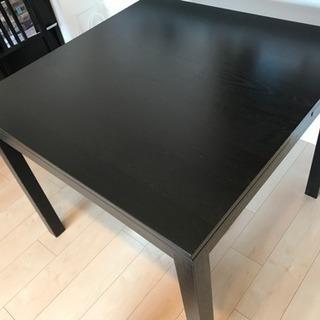 【交渉中】IKEAダイニングテーブル&チェア2脚