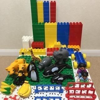 レゴ デュプロ 楽しいどうぶつえん 7338