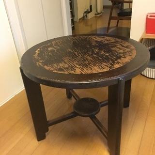 アンティーク  木製テーブル