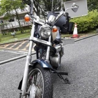 ジャズバイク50cc売ります。