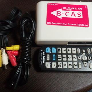 マスプロ 地上デジタルチューナー DT630 動作確認済み