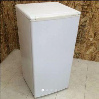 サンヨー直冷式 75L冷蔵庫