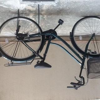 26インチ 自転車ほぼ新品