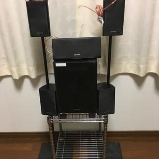 オンキョー 5.1ch ホームシアター