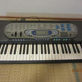 カシオの電子キーボード