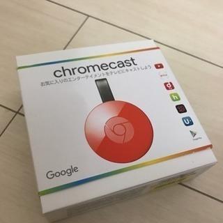 ほぼ新品!Chromecast2 クロームキャストコーラル