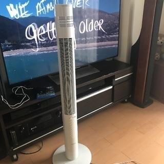 アロマの香りか漂うオシャレ扇風機