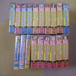 VHSビデオ+おはなしCD 初めての英語昔話 約40巻
