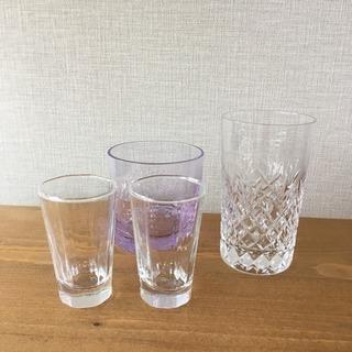 グラス4つセット【食器1】