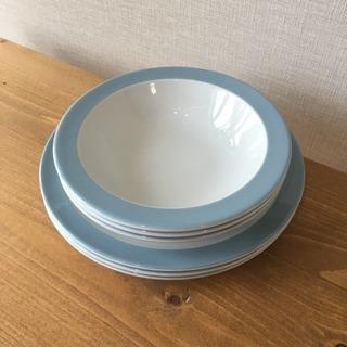 北欧風 お皿6枚セット 【食器4】