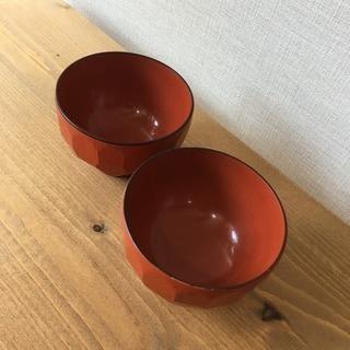 塗りの椀 味噌汁椀【食器11】