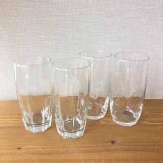 グラス4つセット【食器12】