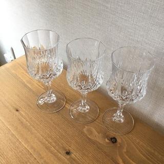 ワイングラスセット 3個【食器13】