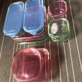 イワキガラスの保存容器