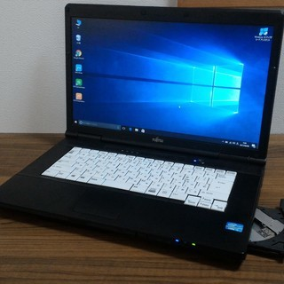 値下げ)第3世代i5 メモリ8G SSD120G Office20...