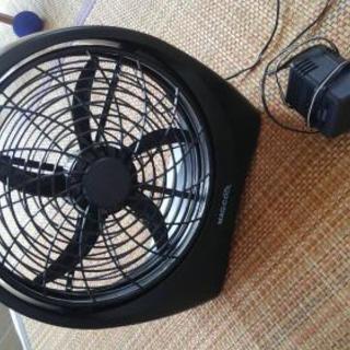 薄型扇風機