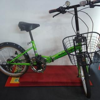折りたたみ自転車 フォルクスワーゲン 20インチ VolksWag...