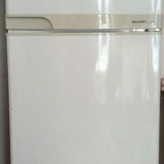 一人暮らし用シャープ冷蔵庫 225...
