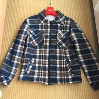 ☆美品☆ギンガムチェック柄のジャケット メンズM