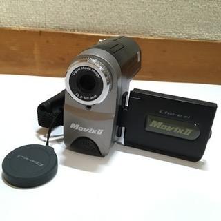 ビデオカメラ モニター付き