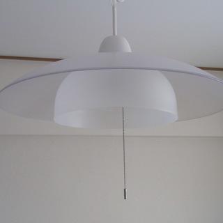 照明器具 シンプルなデザイン お譲り致します。