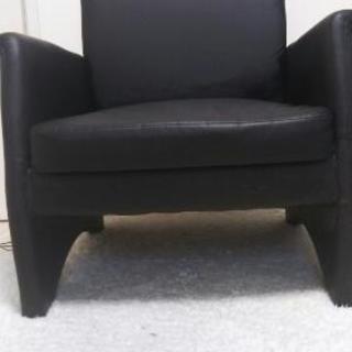 ニトリ購入椅子 黒