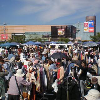 10月1日(日)いこらも~る泉佐野フリーマーケット