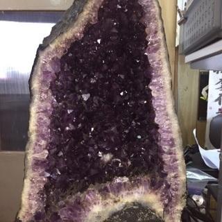 天然石アメジストドーム 値段交渉出来ます!