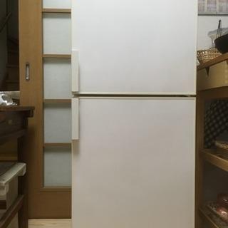 無印ノンフロン冷蔵庫2011年製