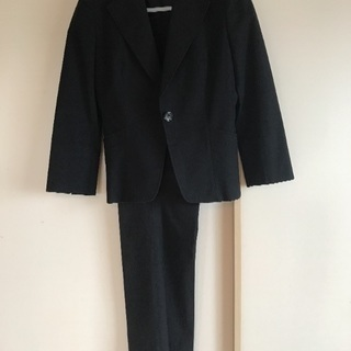 【INDIVI】黒♡ジャケット&パンツのセットアップ♪