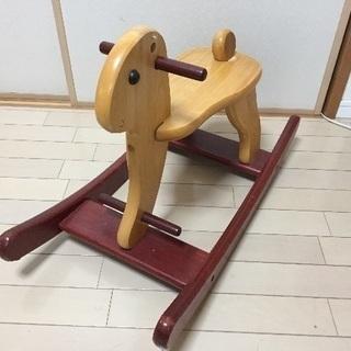ロッキング木馬