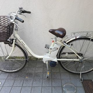 【8/22引取限定】パナソニック電動自転車vivi