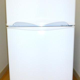 ハイセンス 82L 2ドア冷凍冷蔵庫 2016年製