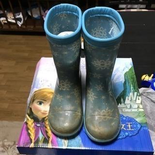 アナ雪長靴