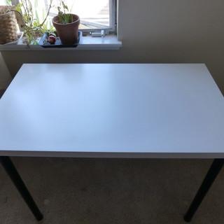 IKEA オフィス デスク 机 120cm x 60cm