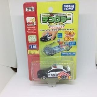 ☆絶版☆ トミカ テコロジーシリーズ TT-08 スバルインプレッ...
