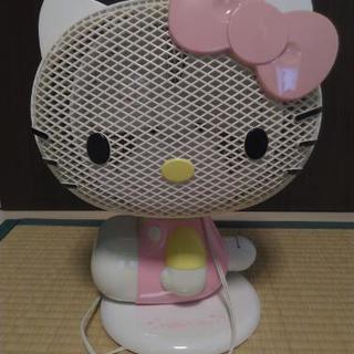 キティちゃんミニ扇風機♡