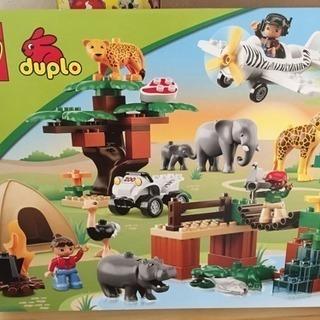 レゴ デュプロ サファリパーク