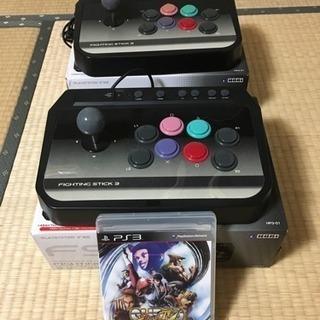 【PS3】スーパーストリートファイター4 + ファイティングスティ...