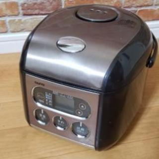 SANYO マイコンジャー炊飯器 3合炊き キレイめです🎵