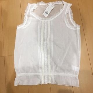 『新品 』 レディース ノンスリーブシャツ